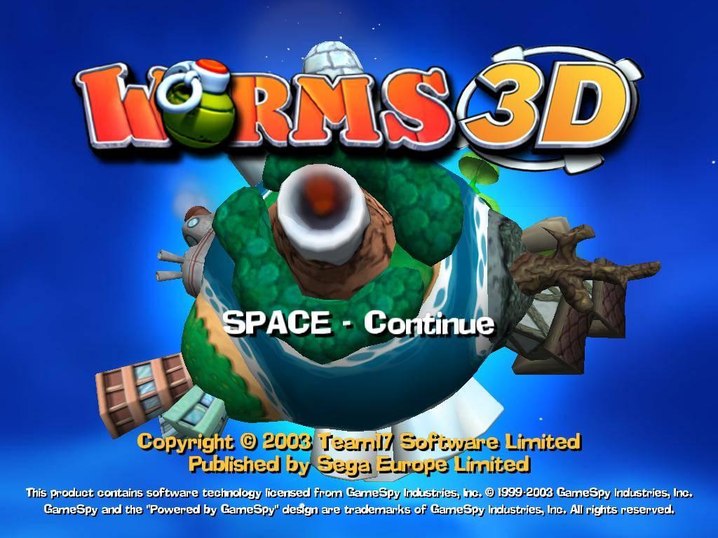 Worms 3d на андроид скачать